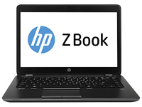 "HP ZBook 14 2.1GHz i7-4600U 14"" 1600 x 900Pixel Touch screen 3G 4G Nero Workstation mobile"