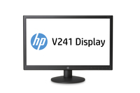 HP V241 23.6-inch LED Backlit Monitor (ENERGY STAR) monitor piatto per PC