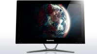 "Lenovo Essential C540 3GHz G2030 23"" 1920 x 1080Pixel Touch screen Nero PC All-in-one"
