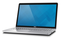 "DELL Inspiron 17 7737 1.8GHz i7-4500U 17.3"" 1920 x 1080Pixel Touch screen Argento Computer portatile"