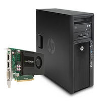 HP Z420 Workstation Bundle