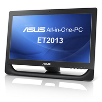 "ASUS ET 2013IUTI 2.9GHz G645 20"" 1600 x 900Pixel Touch screen Nero PC All-in-one"