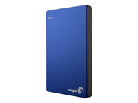 Seagate Backup Plus 2TB 2000GB Blu disco rigido esterno