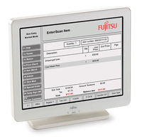 "Fujitsu Displays D25 15"" Bianco monitor piatto per PC"