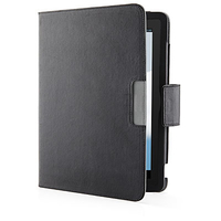 "HP Slate 10 HD Stand Case 10"" Custodia a libro Nero"