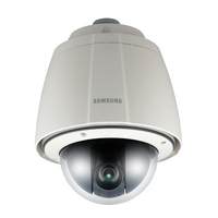 Samsung SCP-2370TH IP security camera Interno e esterno Cupola Avorio telecamera di sorveglianza