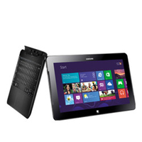 "Samsung ATIV XQ700T1C 1.8GHz i5-3337U 11.6"" 1920 x 1080Pixel Touch screen Nero Ibrido (2 in 1)"
