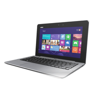 "ASUS Transformer Book TX201LA-CQ012H 1.8GHz i7-4500U 11.6"" 1920 x 1080Pixel Touch screen Alluminio, Nero Ibrido (2 in 1)"