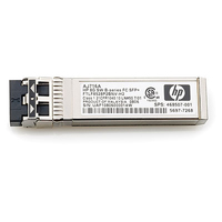 HP MSA 2040 8Gb Short Wave Fibre Channel SFP+ 4-pack Transceiver modulo del ricetrasmettitore di rete