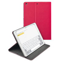 "Cellularline FOLIOIPAD5P 9.7"" Custodia a libro Rosa custodia per tablet"