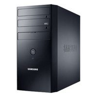 Samsung DM300T3A-A17L 3.1GHz G2120 Microtorre Nero PC PC