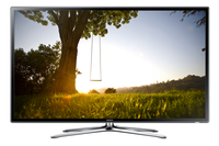 "Samsung UE40F6320AW 40"" Full HD Compatibilità 3D Smart TV Wi-Fi Nero, Argento LED TV"