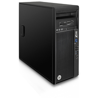 HP Z230 Tower 3.5GHz E3-1270V3 Mini Tower Nero Stazione di lavoro