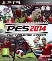 Sony Pro Evolution Soccer 2014, PS3 PlayStation 3 videogioco