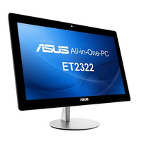 "ASUS ET 2322IUKH 1.6GHz i5-4200U 23"" 1920 x 1080Pixel Touch screen Nero PC All-in-one"