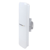 StarTech.com AP150WN1X1OD 150Mbit/s Supporto Power over Ethernet (PoE) Bianco punto accesso WLAN