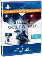 Sony Killzone: Shadow Fall - Season Pass, PS4 Basic PlayStation 4 ITA videogioco