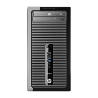 HP ProDesk 490 G1 MT 3.4GHz i7-4770 Microtorre Nero PC