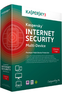 Kaspersky Lab Internet Security Multi-Device, 3u, 1Y, Base RNW Base license 3utente(i) 1anno/i