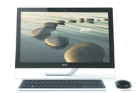 "Acer Aspire 5-610 2.2GHz i7-4702MQ 23"" 1920 x 1080Pixel Touch screen Nero PC All-in-one"