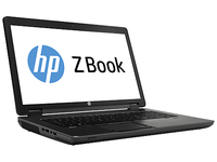"HP ZBook 17 2.8GHz i5-4330M 17.3"" 1920 x 1080Pixel Nero Workstation mobile"