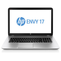 "HP ENVY TouchSmart 17-j102sf 2.4GHz i7-4700MQ 17.3"" 1600 x 900Pixel Touch screen Argento Computer portatile"
