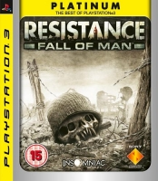 Sony Resistance: Fall of Man Platinum, PS 3 PlayStation 3 videogioco