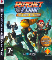 Sony Ratchet & Clank: Quest for Booty PlayStation 3 videogioco