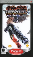 Sony Tekken Dark Resurrection Platinum, PSP PlayStation Portatile (PSP) videogioco