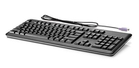 HP 724718-131 PS/2 QWERTY Portoghese Nero tastiera