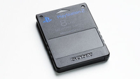 Sony Memory Card (8MB) PlayStation 2