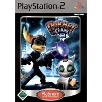 Sony Ratchet & Clank 2 (Platinum), PS2 PlayStation 2 videogioco