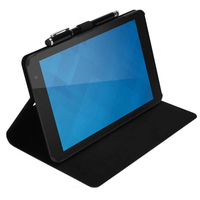 "DELL 460-BBHK 8"" Custodia a libro Nero custodia per tablet"