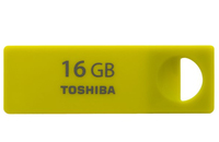 Toshiba 16GB 16GB Tipo-A Giallo unità flash USB