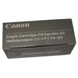 Canon Staple Cartridge CRG D3