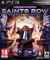 Sony Saints Row IV Commander in Chief Edition, PS3 Base+DLC PlayStation 3 videogioco