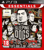 Sony Sleeping Dogs Essentials, PS3 PlayStation 3 videogioco