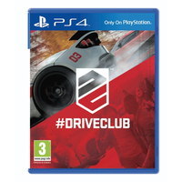 Sony Driveclub, PS4 PlayStation 4 videogioco