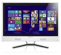 "Lenovo IdeaCentre C365 1.4GHz E1-2500 19.5"" 1600 x 900Pixel Bianco PC All-in-one"