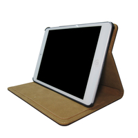 Ewent EW1623 Custodia a libro Marrone custodia per tablet