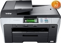 Brother DCP-6690CW 1200 x 6000DPI Ad inchiostro A3 35ppm Wi-Fi multifunzione