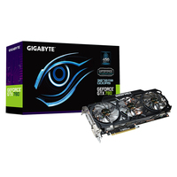 Gigabyte GV-N780WF3-3GD GeForce GTX 780 3GB GDDR5 scheda video