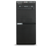 Acer Veriton 430G 3.4GHz i3-3240 Mini Tower Nero PC