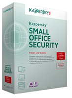 Kaspersky Lab Small Office Security 3, 5+1, Base, 1Y Base license 1anno/i