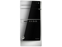 HP Pavilion 500-201ed 3.7GHz A10-6700 Microtorre Nero PC