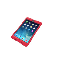 Kensington Custodia rinforzata BlackBelt 1° dan per iPad mini - Rosso