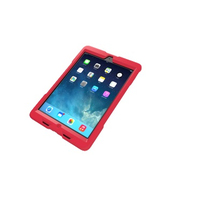 Kensington Custodia rinforzata BlackBelt 1° dan per iPad® Air - Rosso