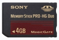 Sony MSEX4GB 4GB memoria flash