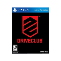 Sony DriveClub, PS4 Basic PlayStation 4 videogioco