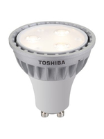 Toshiba LDRC0440WU1EU2 3.5W GU10 A++ Bianco neutro lampada LED energy-saving lamp